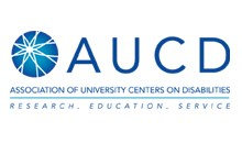 Logo of Association of University Centers on Disabilities (AUCD)