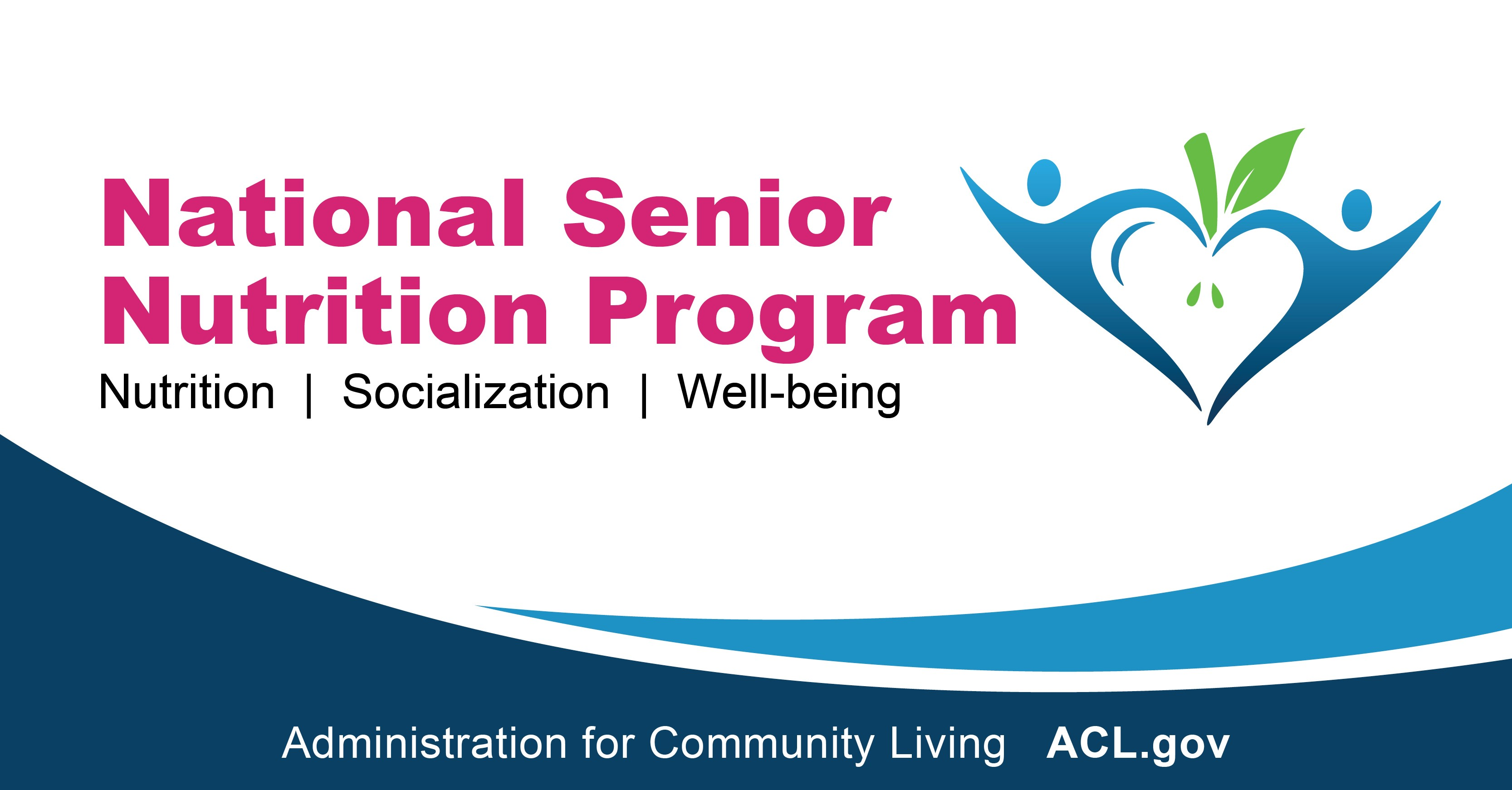 National Senior Nutrition Program Graphic