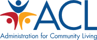 ACL Administration for Community Living logo link to home page